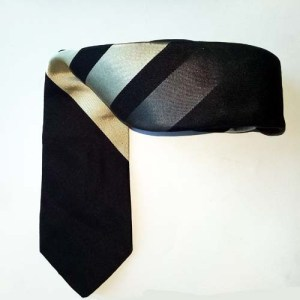 60s tie mens vintage silk skinny tie leslie california-the remix vintage fashion