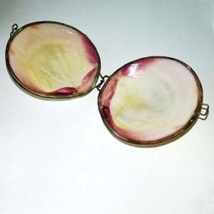 shell coin trinket purse art deco-the remix vintage fashion