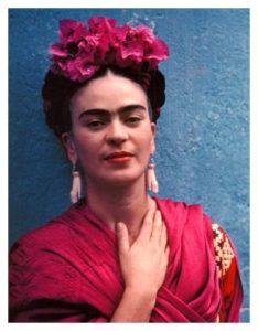 Frida Kahlo-the remix vintage fashion