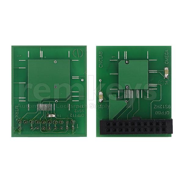 Adapter 9S12X QFP80/QFP112