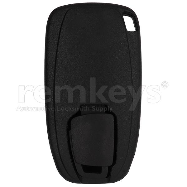 Audi HU66 Plastic Key with Case