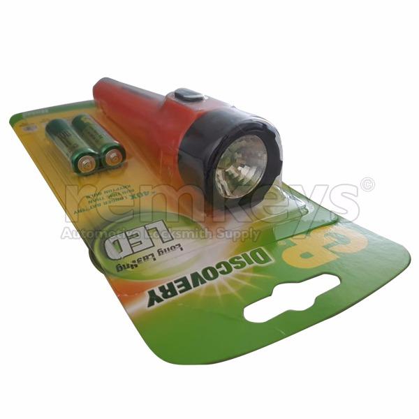 GP Discovery LED Flashlight - LHE110