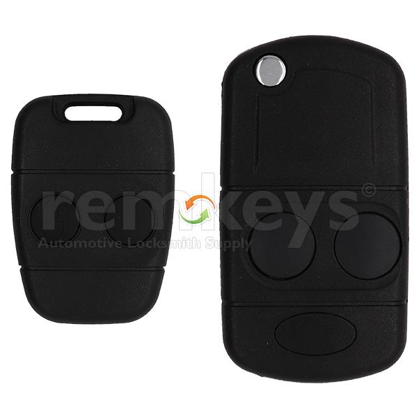 Rover 2 Button Conversion Case