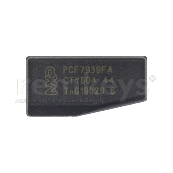 PCF7939FA NXP Hitag-Pro for Ford 2016+ OEM