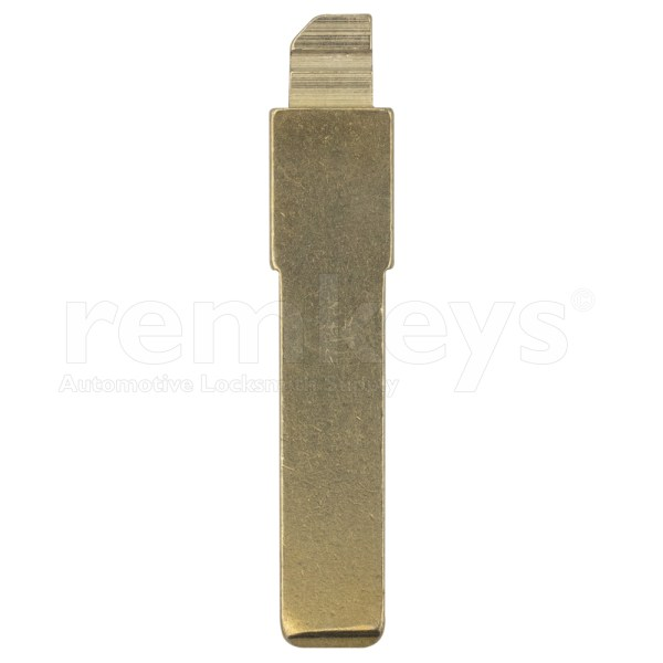 Fiat Fiorino Linea SIP22 Flip Remote Keyblade Oem