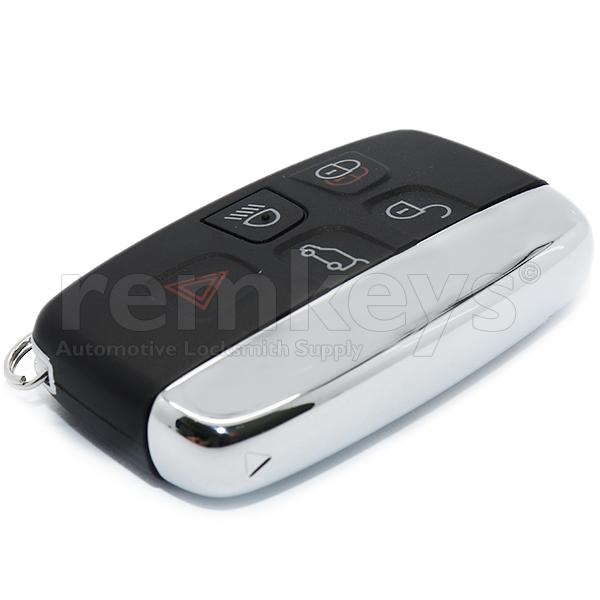 Jaguar 5Btn Smart Pcf7953 433mhz (2012+)