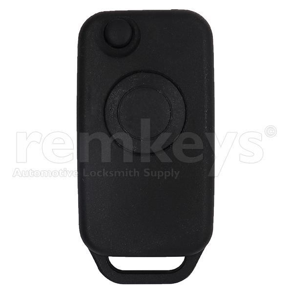 Mercedes 1 Button Flip Remote IR