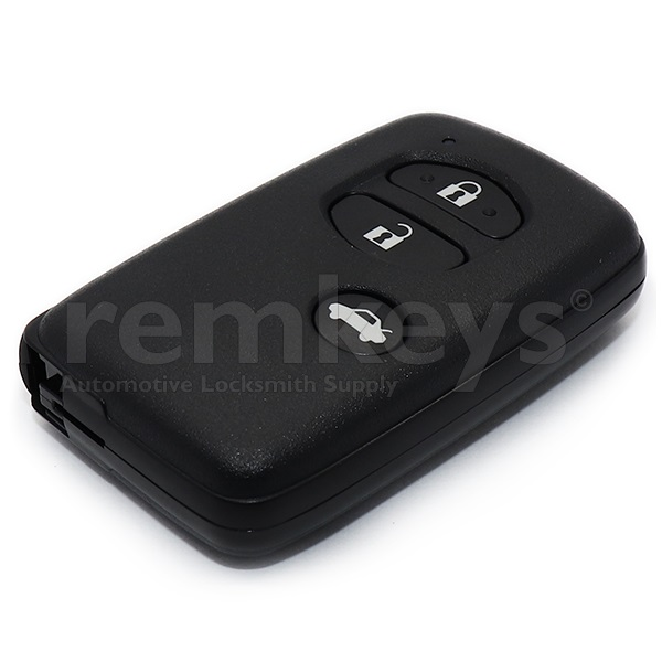 Avensis 3Btn Smart Remote 433mhz B75EA OEM 89904-05040