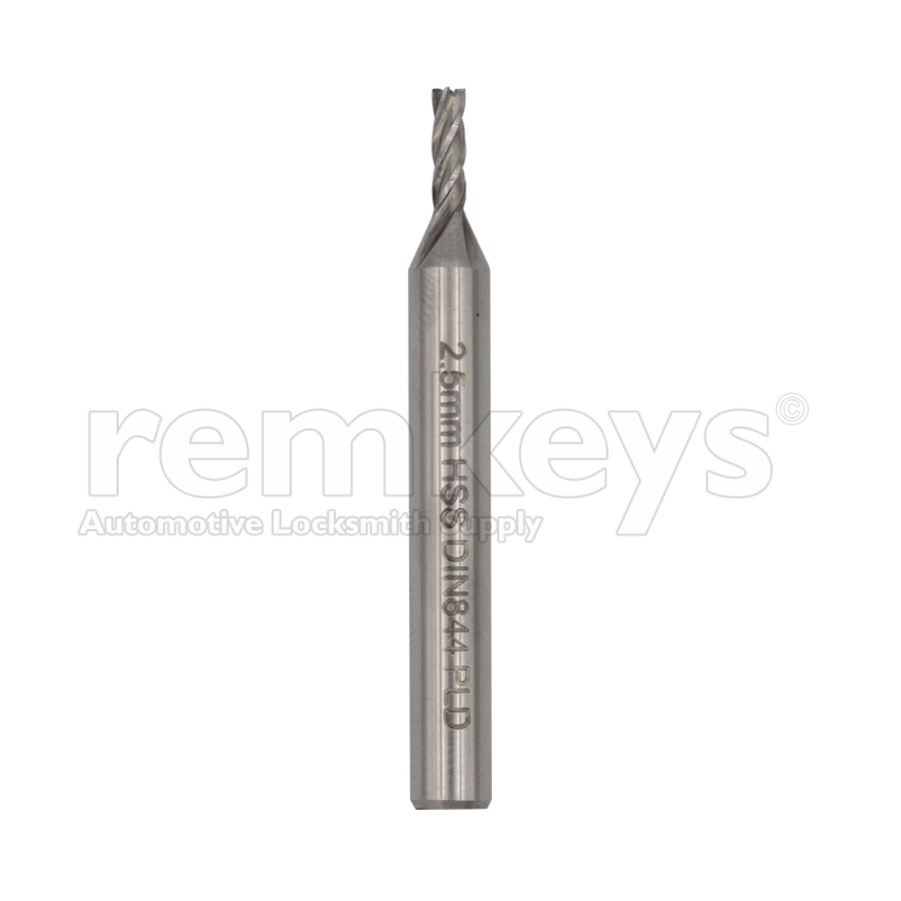 2.50mm Milling Cutter – Xhorse