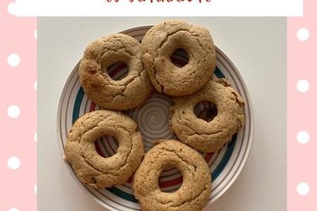receta de donuts saludables fit
