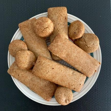 snack saludable de cacahuete