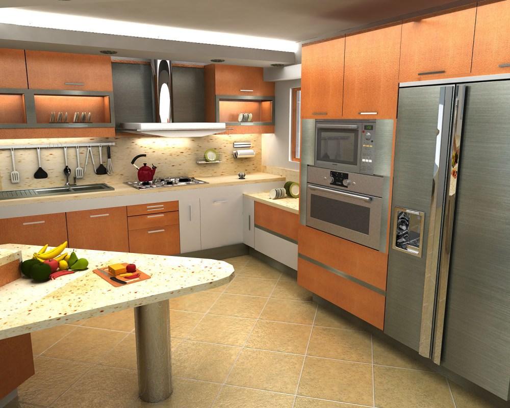 Lo que debes saber si vas a mandar hacer tu cocina empotrada. Los mejores materiales (1/4)