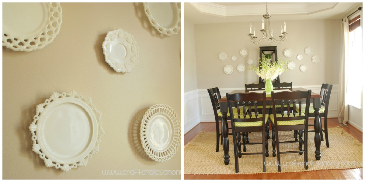 Home Sweet Home On A Budget: Dining Room