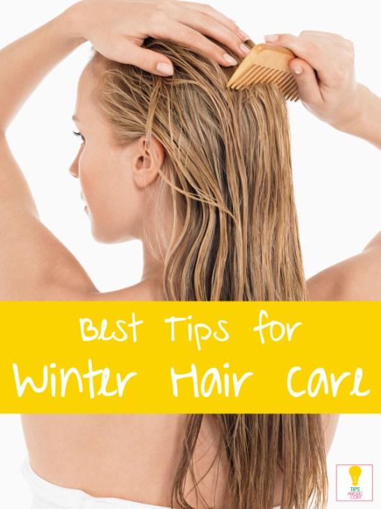 Best Tips for Winter Hair Care