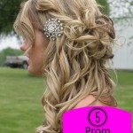 5 Prom Hairstyles - Tipsaholic.com
