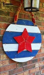 american pallet art diy patriotic bbq ideas