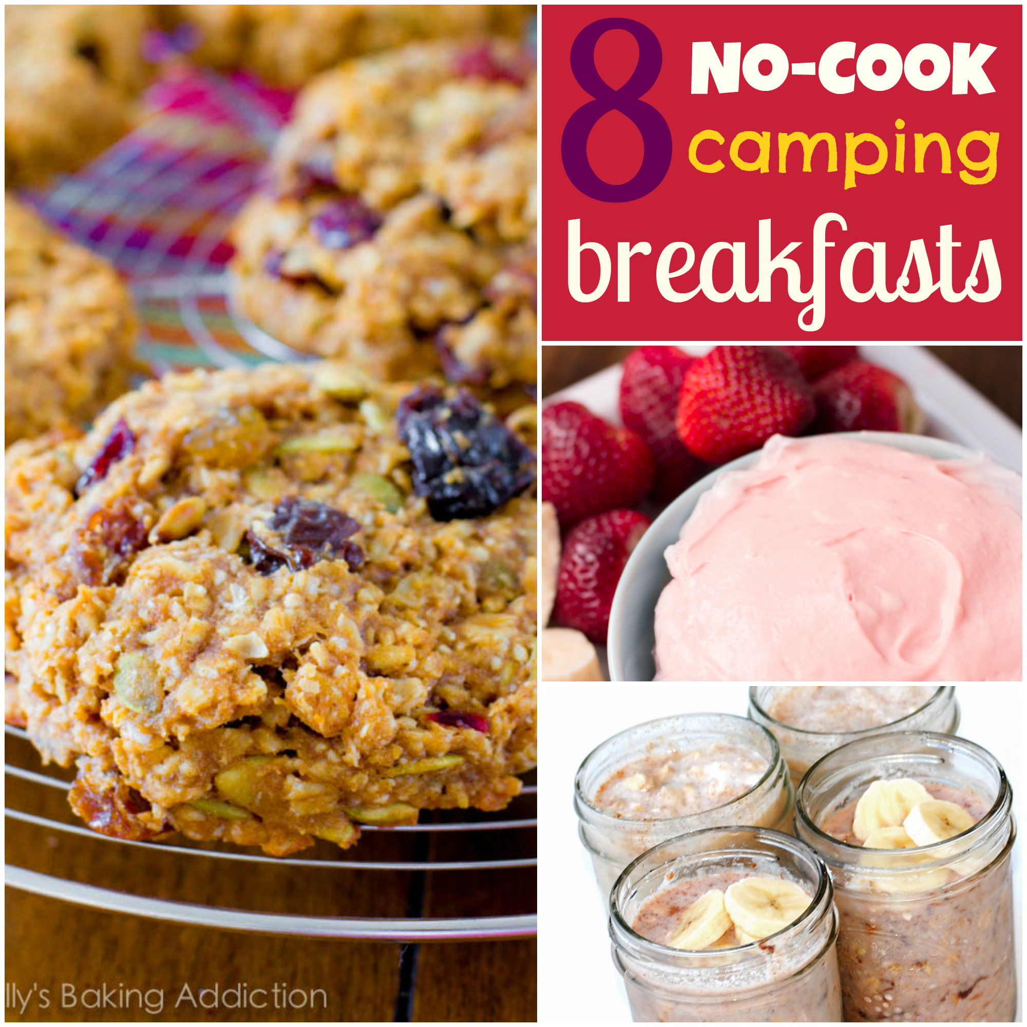 Remodelaholic 8 Ideas For No Cook Camping Breakfasts