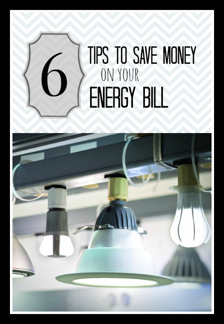 6 Tips to Save Money on Your Energy Bill   Tipsaholic.com #energy #home #heating #cooling #solutions #green
