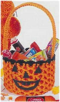 CraftIdea-HalloweenBasket