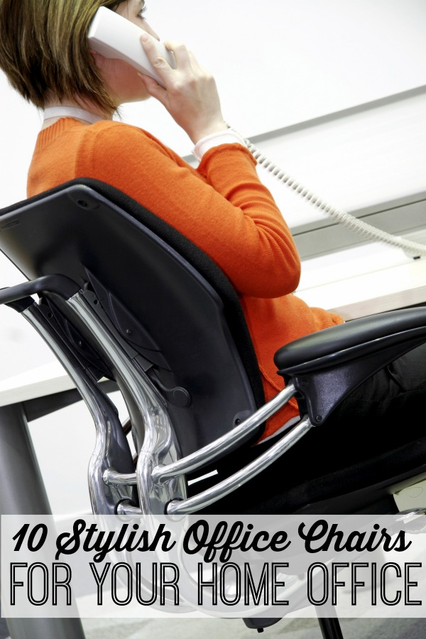 Working From Home Can Be Hard At Times, But The Fun Part Is You Can 10 Stylish  Office Chairs ...