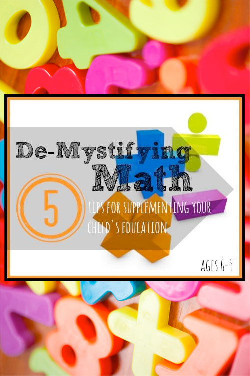 5 Tips for Supplementing Your Child's Math Education - Tipsaholic
