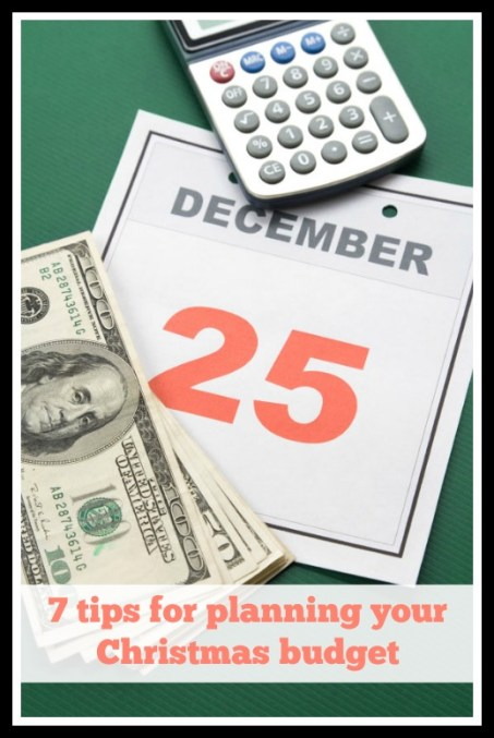7 Tips for Planning Your Christmas Budget - Tipsaholic.com