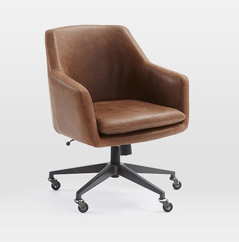 Stylish office chairs for home Living Room Working From Home Can Be Hard At Times But The Fun Part Is You Can Remodelaholic Remodelaholic 10 Stylish Office Chairs For Your Home Office