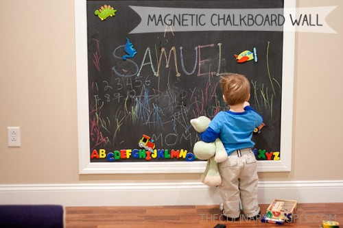 Do you have a playroom dedicated to play and games for your kids? Here are 12 playroom ideas that will give you a functional, organized, and FUN playroom via tipsaholic.com #playroom #kids #toys #play