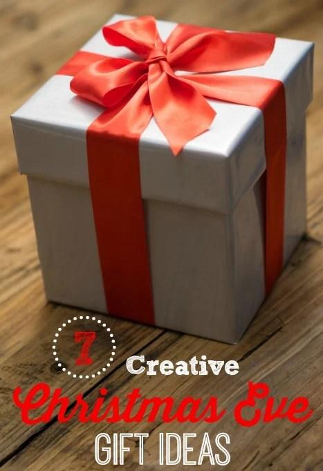 7 Creative Christmas Eve Gift Ideas - Tipsaholic