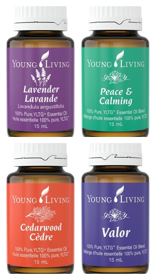 Essential Oils for DIY Night Cream