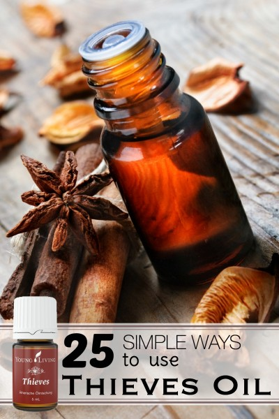 25 Simple Ways to Use Thieves Oil - Tipsaholic