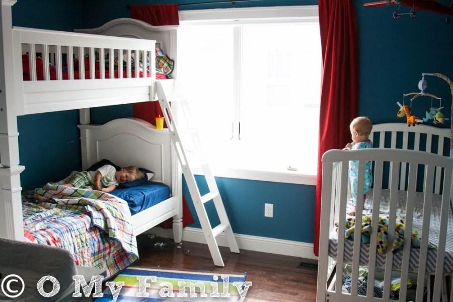 25 Stellar Shared Bedrooms For Kids Tipsaholic