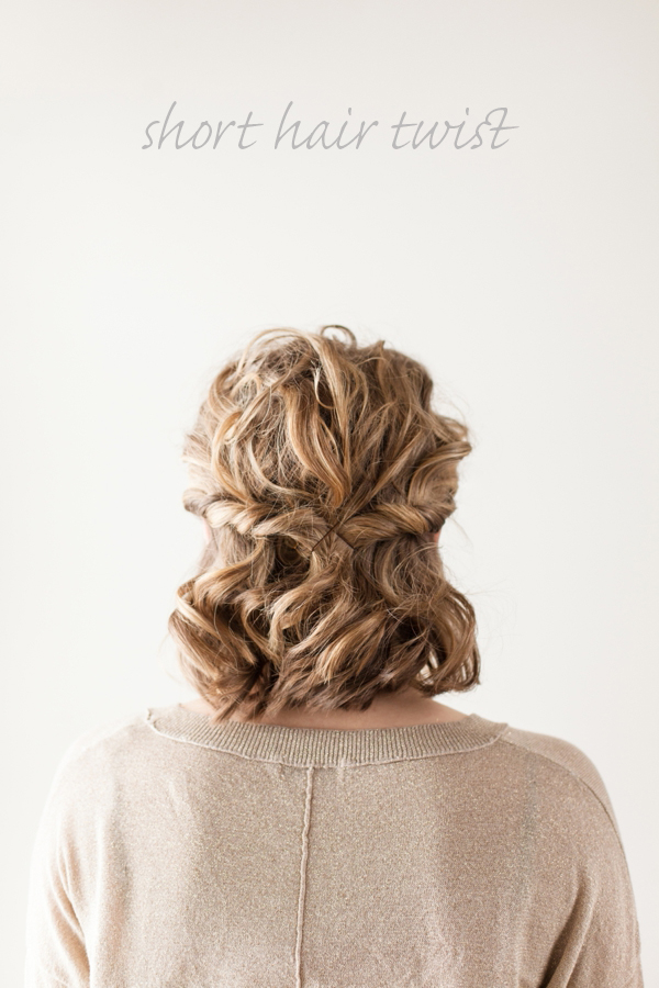 Remodelaholic 10 Lazy Day Hairstyles That Don T Look It