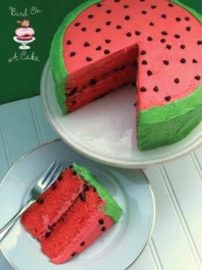 Watermelon Cake 4 logo