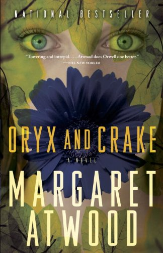 oryx and crake dystopian book