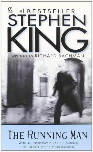 the running man dystopian novel