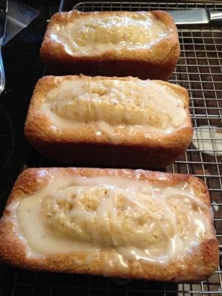eggnog bread sweet bread recipe