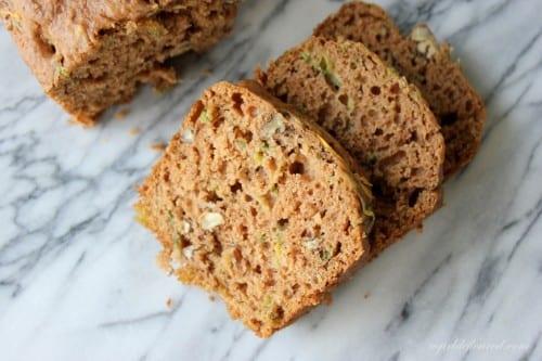 gluten-free zucchini bread recipe