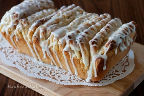 lemon pull apart bread recipe