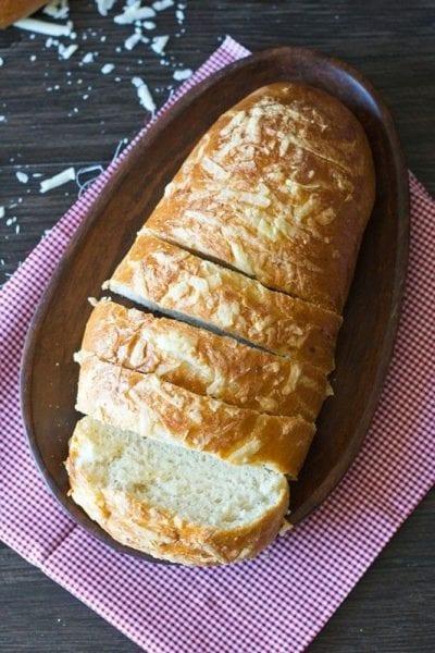 panera bread asiago cheese bread copycat bread recipe