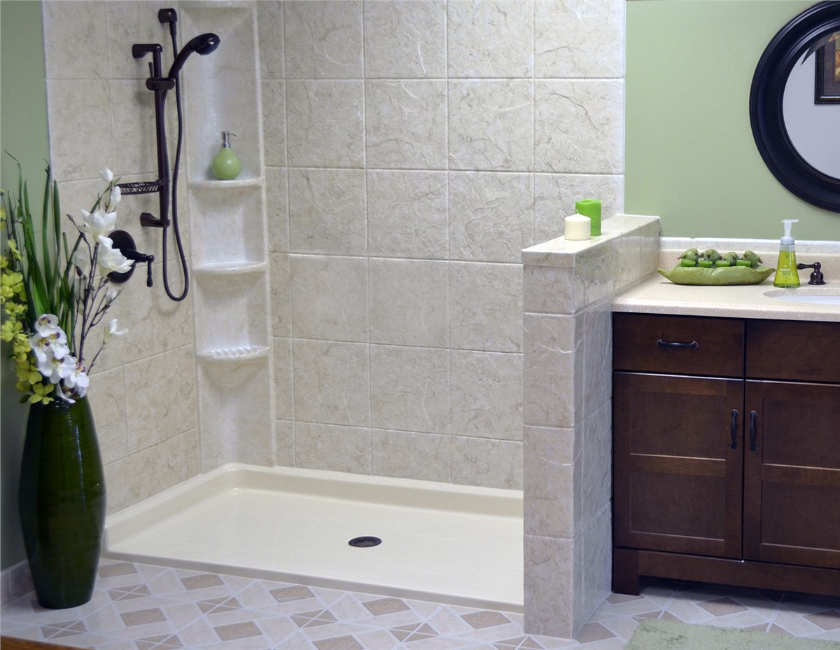 Central New York Walk In Showers Handicap Accessible
