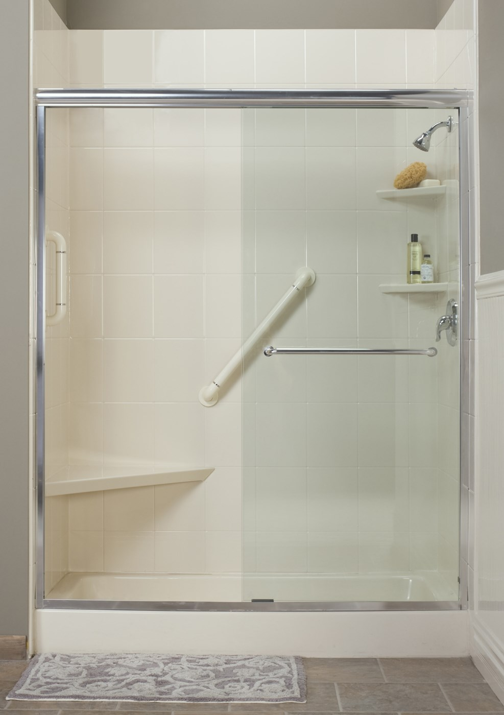 New England Tub To Shower Conversion Boston Bath