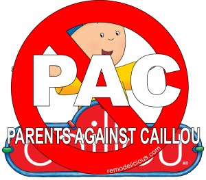 PAC - Parents Against Callow (Original Post @ Remodelicious.com)