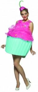 Sexy Cupcake Costume