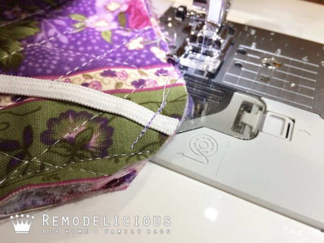 Sew DIY Car Seat Organizers - Detailed tutorial at Remodelicious.com