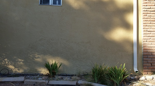after stucco