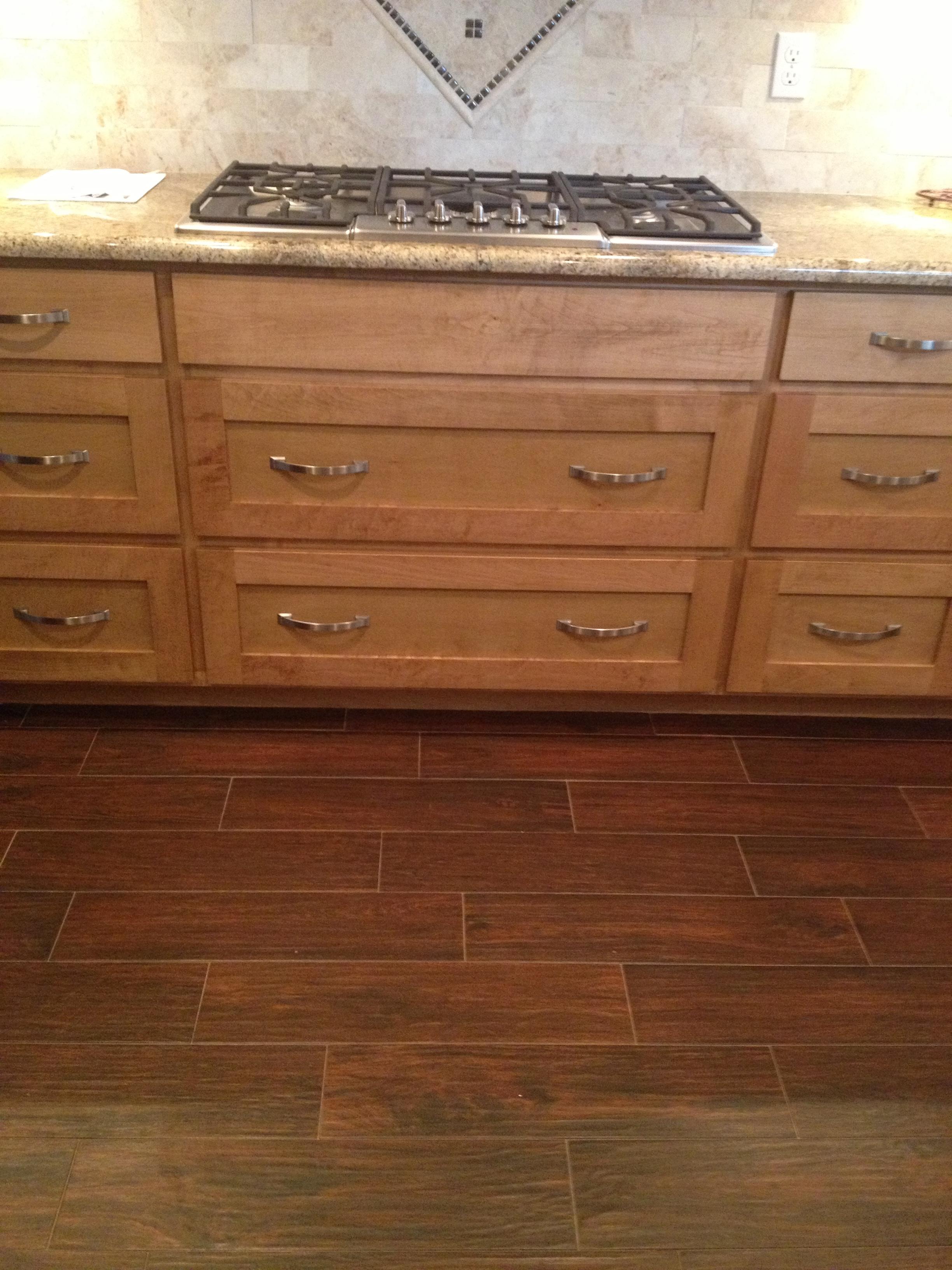 Wood Flooring In Kitchens And Baths Remodel San Antonio
