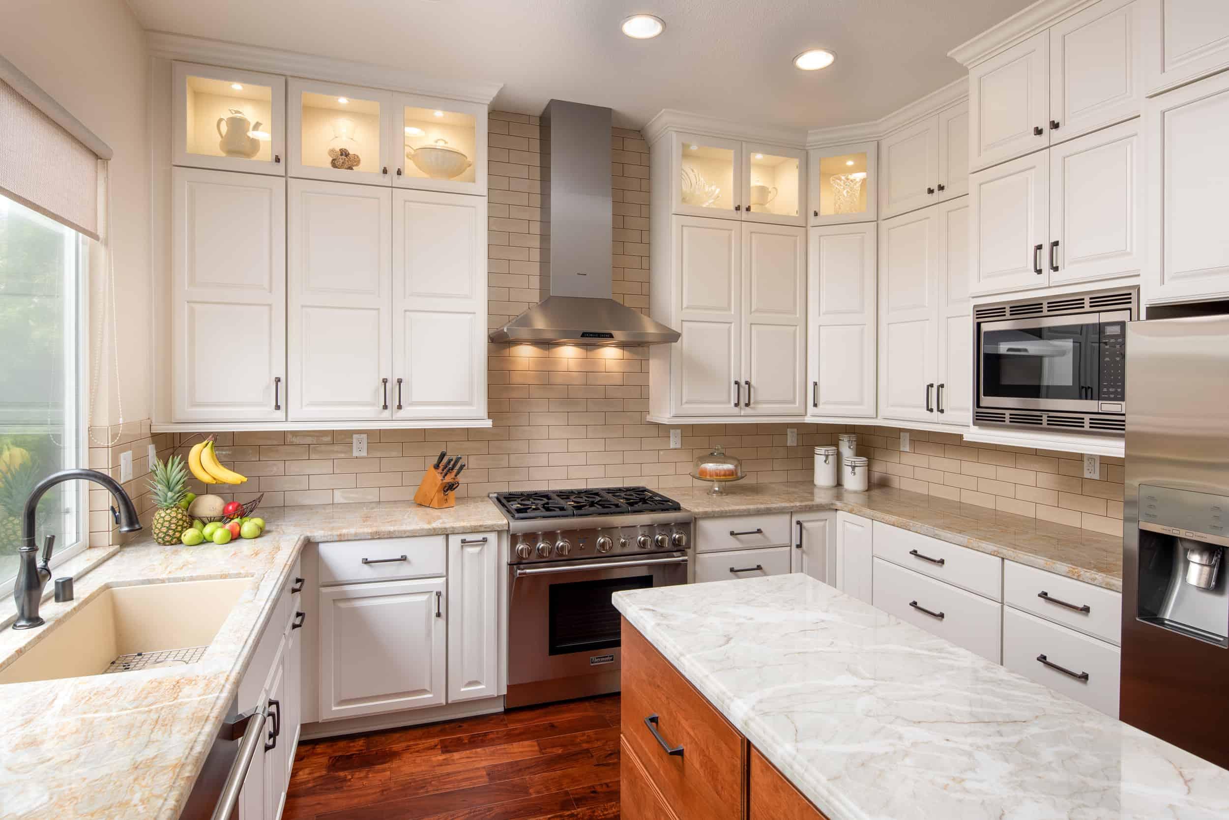 kitchen remodeling ideas & renovation gallery | remodel works