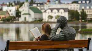131015001148 iceland books 624x351 corbis Conozca el país donde una de cada 10 personas publica un libro