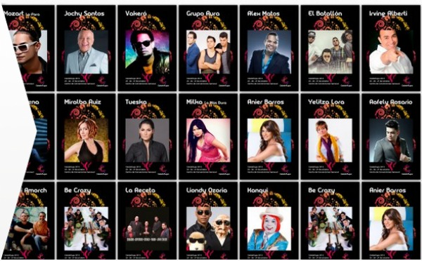estrellas Que hacer hoy en Santo Domingo [mega evento]